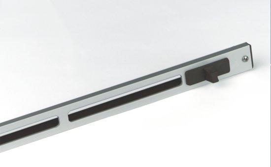 Airace aluminium wit binnenrooster Type V-442-AWO