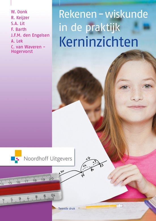 Rekenen-wiskunde in de praktijk - kerninzichten