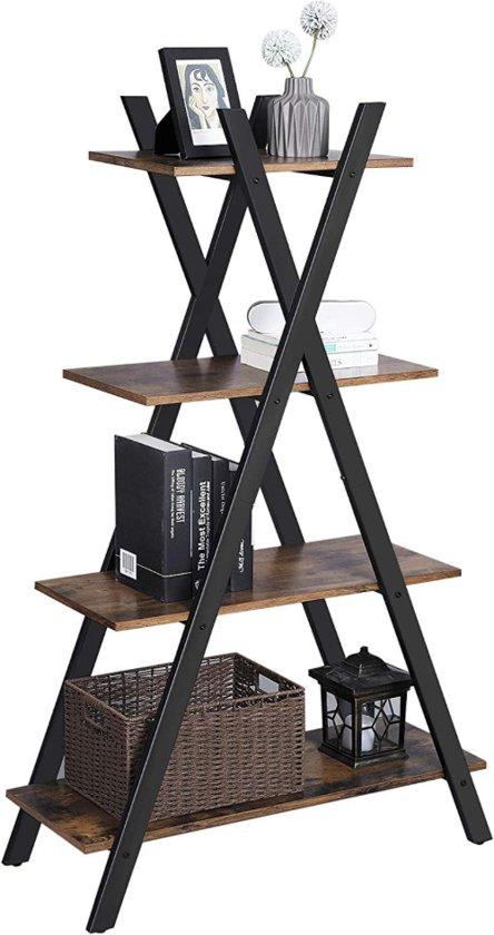 Bolcom Mira Ladderkast Industrieel 80 X 136 Cm