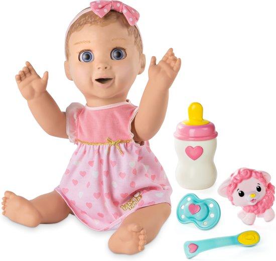 Afbeelding van Luvabella interactieve babypop speelgoed
