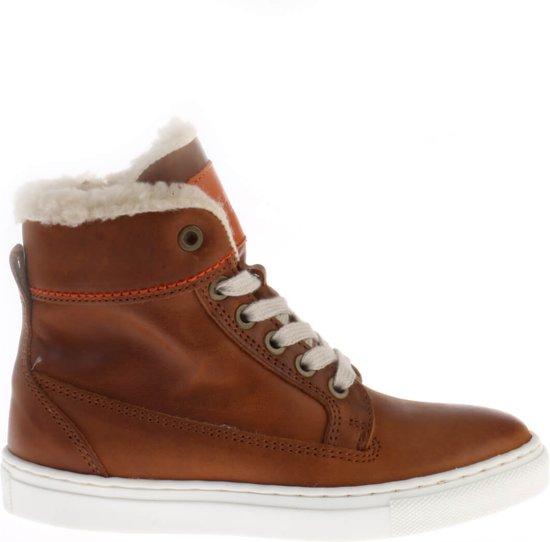 Bruine Kinderschoenen.Bol Com Bruine Hip H2538 Sneakers Warm Gevoerd
