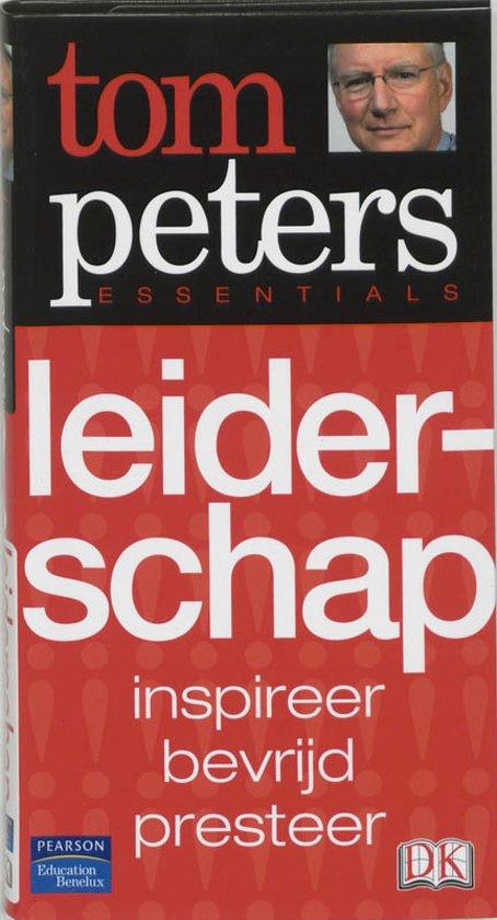Cover van het boek 'Leiderschap' van Tom Peters en Karin Peters