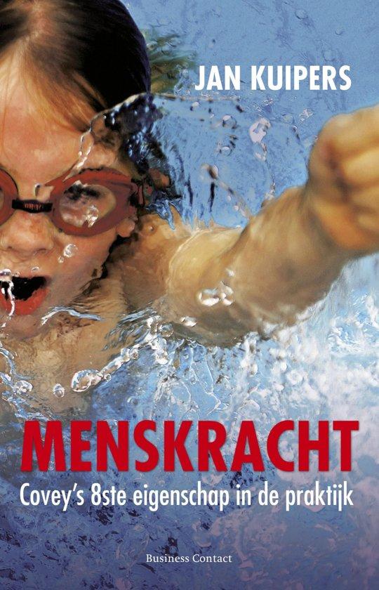 Boek cover Menskracht van Jan Kuipers (Onbekend)
