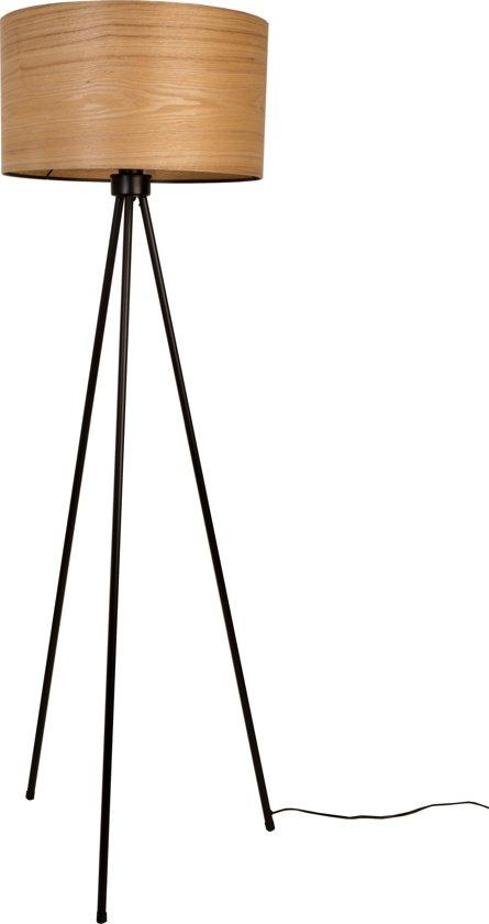 Dutchbone Woodland Leeslamp - Bruin