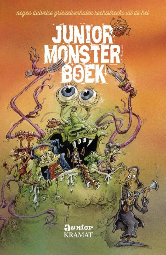 Junior monsterboek 5
