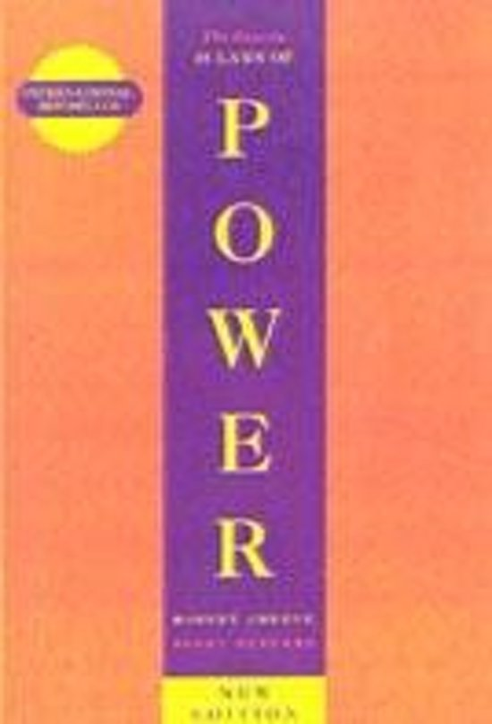 Afbeelding van The Concise 48 Laws Of Power
