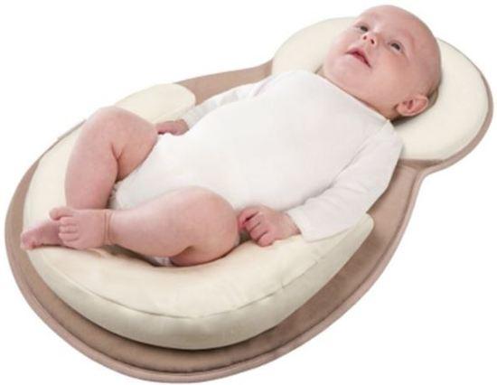 Kussen Voor Peuter : Bol comfortabel baby kussen anti roll peuter slaap rollover