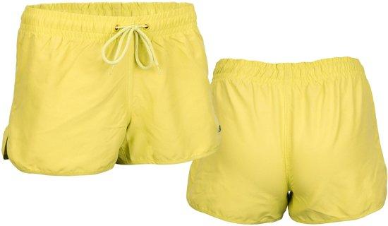08702dab1a2600 Waimea Beach Short Meisjes - Coco - Geel - 164