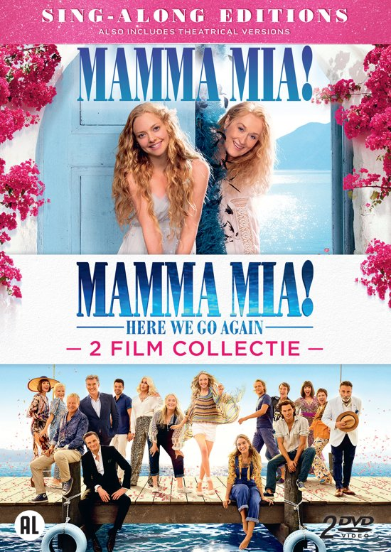 Mamma Mia! The Movie & Mamma Mia! Here We Go Again