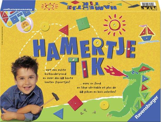 Ravensburger vrolijk kinderspel Hamertje tik