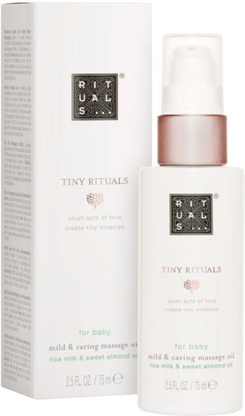 Geliefde bol.com | RITUALS Tiny Rituals massageolie mild & verzorgend - 75 ml MY-33