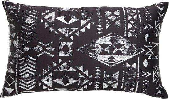 Kussenhoes Black Triangles - 50x30CM - Set van 4