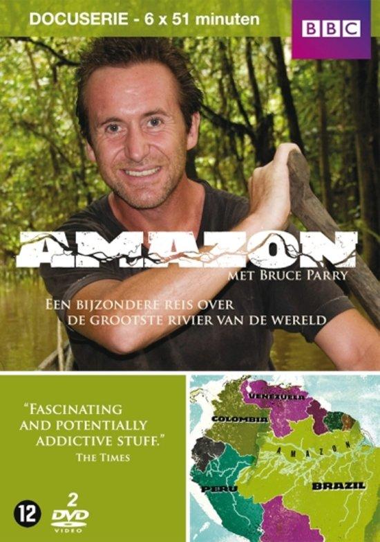 Amazon Met Bruce Parry