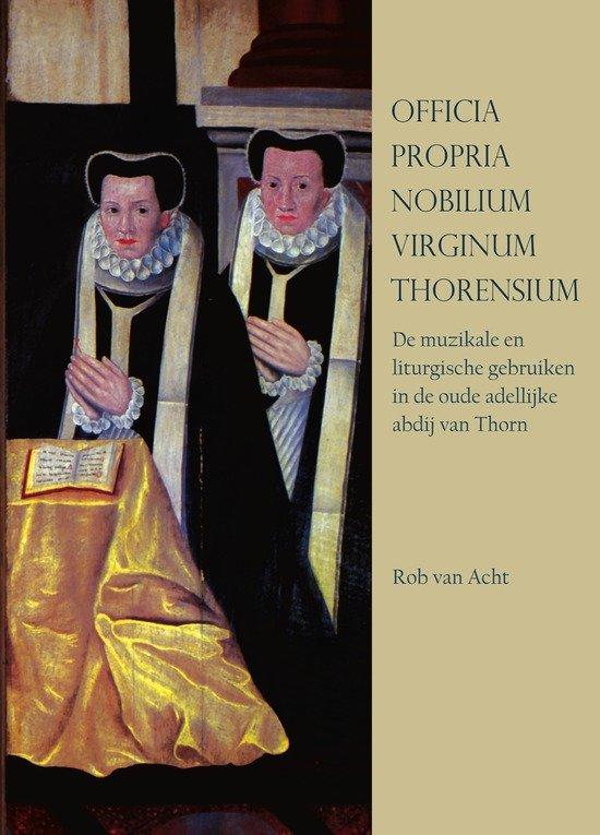 Officia propria nobilium virginum thorensium