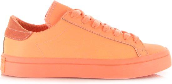 online store bda42 6a0bf adidas CourtVantage ADICOLOR - Sneakers - Dames - Roze - Maat 38