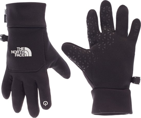 97ccd1523c6 The North Face Youth Etip - Handschoenen - Kinderen - Maat L - TNF Black