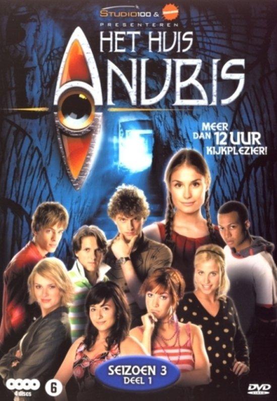 bol huis anubis het seizoen 3 deel 1 dvd