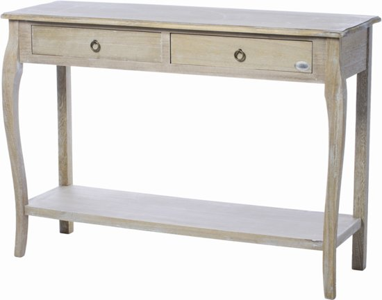 Ongekend bol.com | Riverdale City - Sidetable - Naturel PD-31