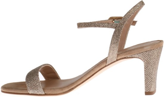 Gouden Sandalen Unisa Mabre Dames 37