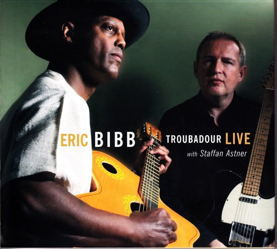 Troubadour Live!