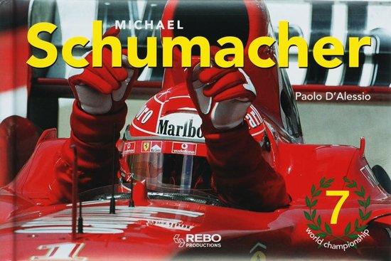 Cover van het boek 'Michael Schumacher'