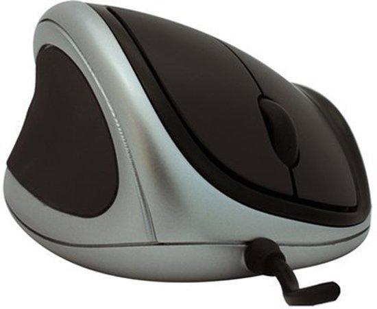 Goldtouch Ergonomic Mouse, Left muis USB Optisch 1000 DPI Linkshandig