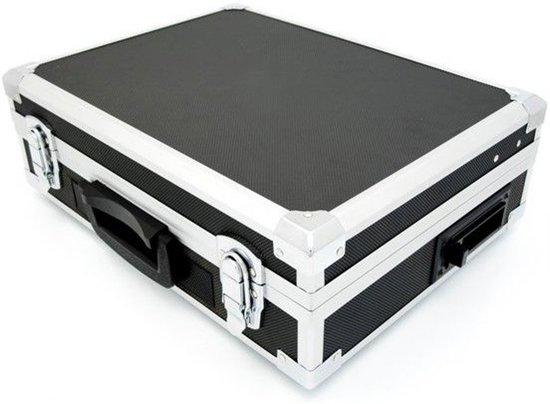 GPO Flightcase Bluetooth Platenspeler