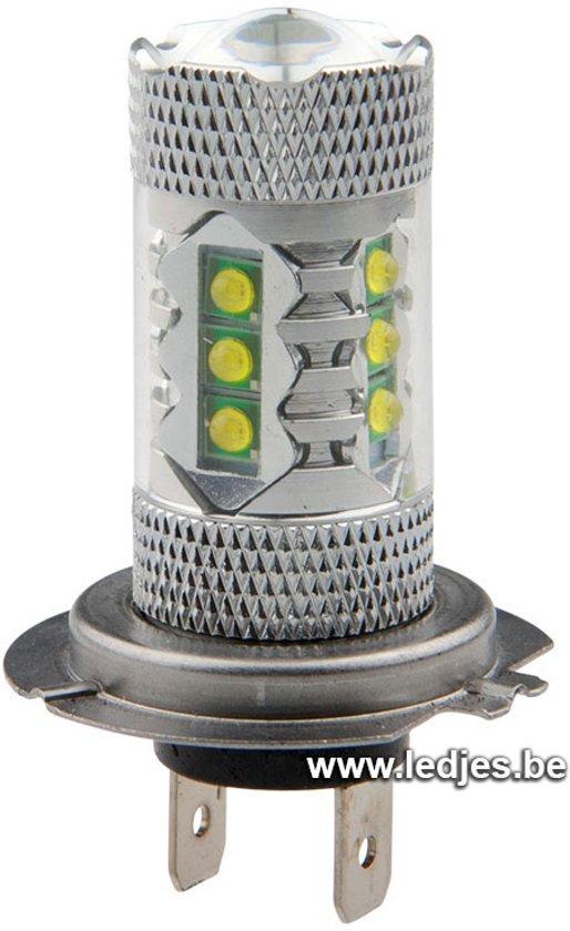 bol.com   H4 Led verlichting 80 Watt voor de wagen