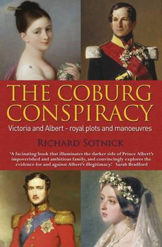 Risultati immagini per coburg conspiracy 9780955712517 by richard sotnick