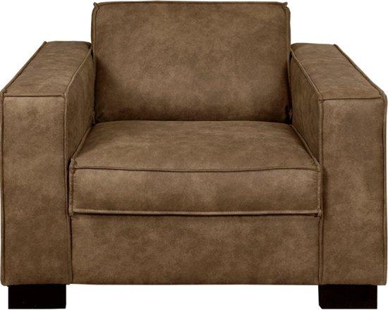 Stoffen Stoel Schoonmaken : Bol.com homingxl fauteuil shuffle stof preston bruin 22