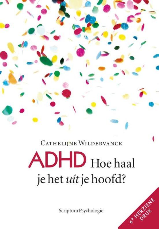 bol.com | ADHD: Hoe haal je het uit je hoofd?, Cathelijne ...