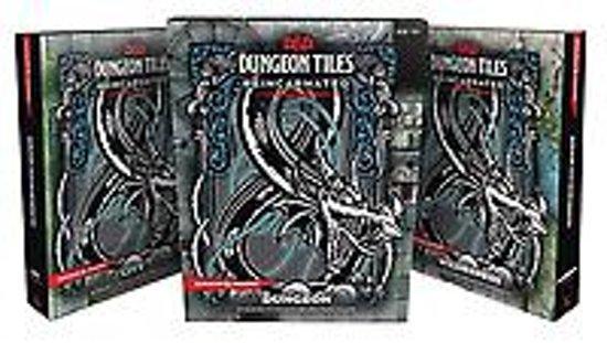 D&D Dungeon Tiles Reincarnated Wilderness