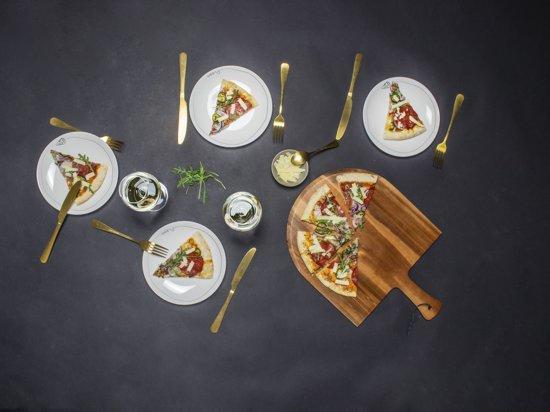Gusta Pizzaset 5-delig