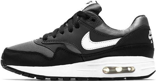 bd6f3a1521f Top Honderd | Nike Air Max 1 - Sneakers - Zwart/Antraciet/Grijs/Wit ...