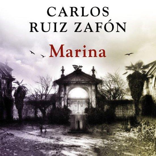 Boek cover Marina van Carlos Ruiz Zafon (Onbekend)
