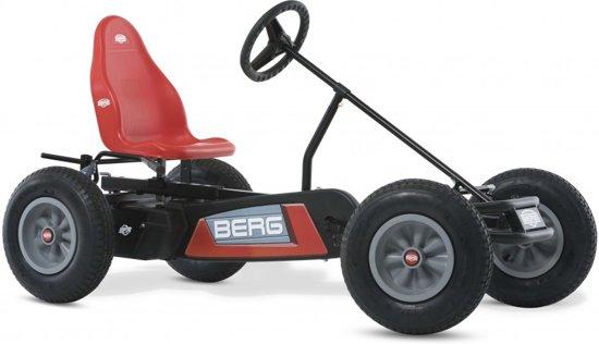 BERG Classic Basic Red BFR Skelter