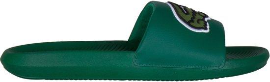 Lacoste Slippers - Maat 40.5 - Mannen - groen