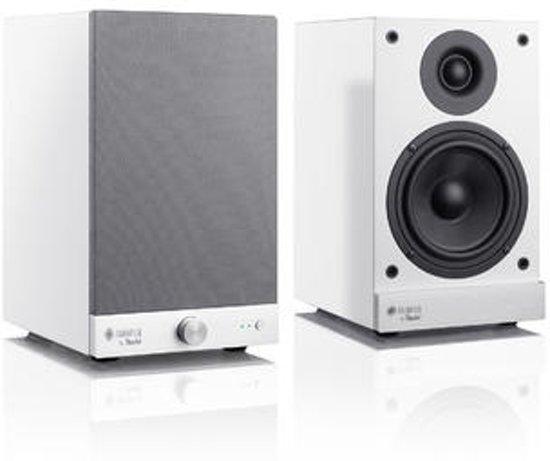 bol.com | Teufel Audio Raumfeld Speaker M - Draadloze speaker - Wit