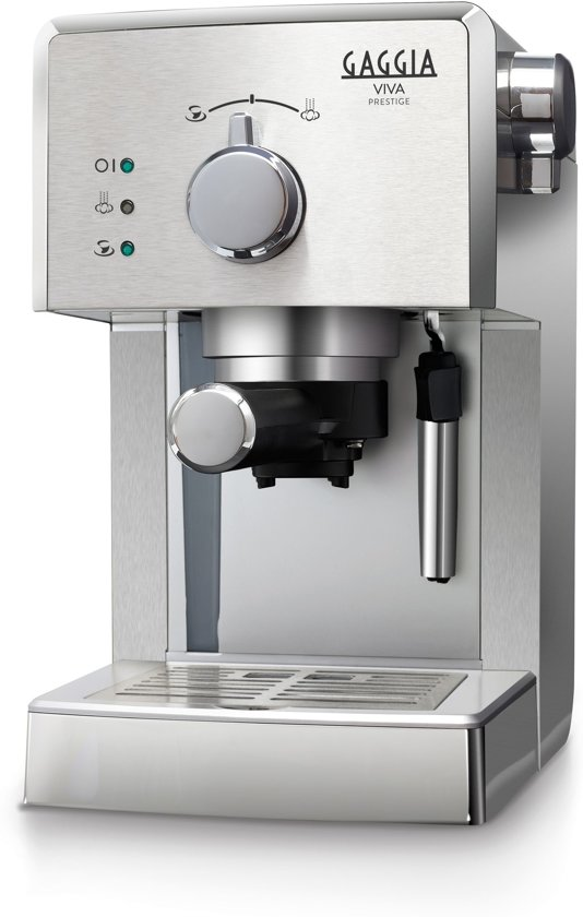 Gaggia RI8437/11 Viva Prestige Halfautomatische Espressomachine