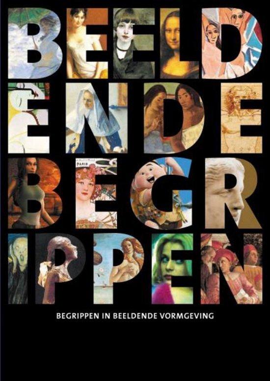 leerboek, 5e ed Beeldende Begrippen - L.A.M. Boermans