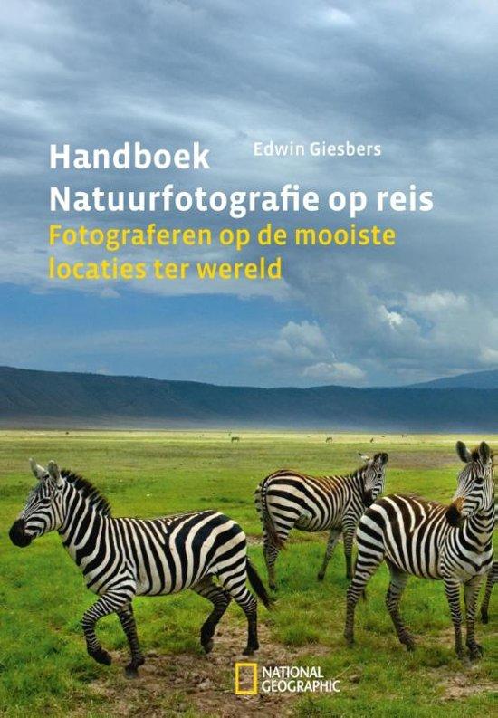 Afbeelding van Handboek natuurfotografie op reis