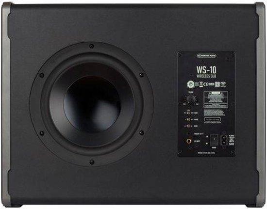 Monitor Audio WS10 Draadloze actieve subwoofer