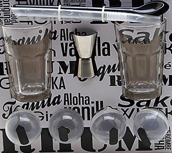 Cocktailset (11 delig)
