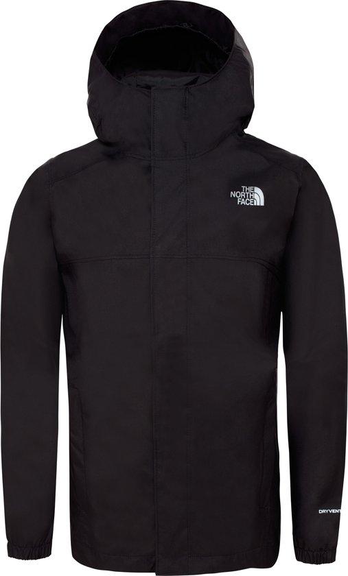 The North Face Resolve Reflective Jacket Jas Kinderen - Tnf Black