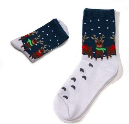 b7175f69e20 bol.com | Kerstsokken met rendieren - mooi kerstcadeau voor man en ...