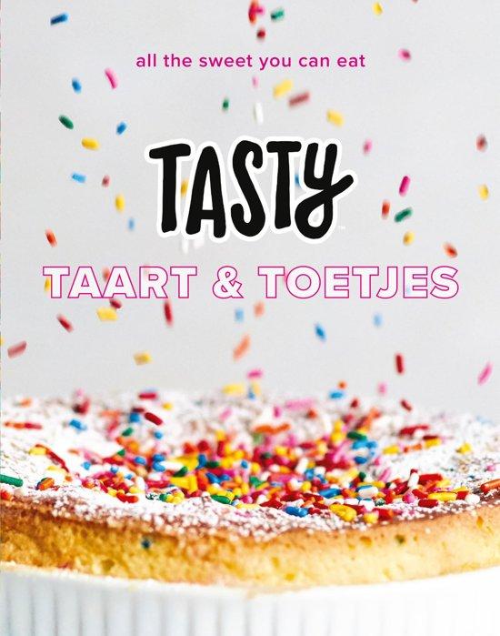 Boek cover Tasty Taart en Toetjes van Tasty (Hardcover)