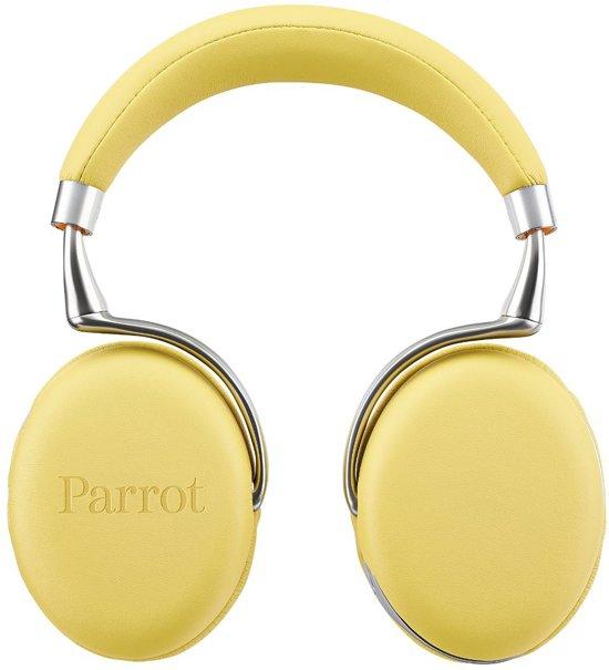 Parrot ZIK 2.0 - On-ear koptelefoon - Geel in Zutendaal