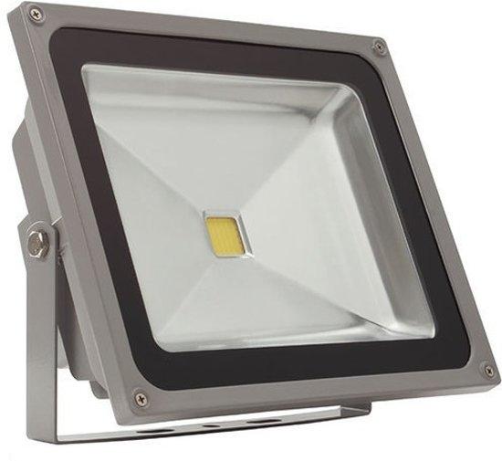 Led bouwlamp 50 Watt koud wit licht