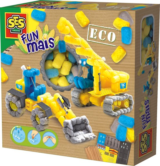 SES Funmais bouwvoertuigen