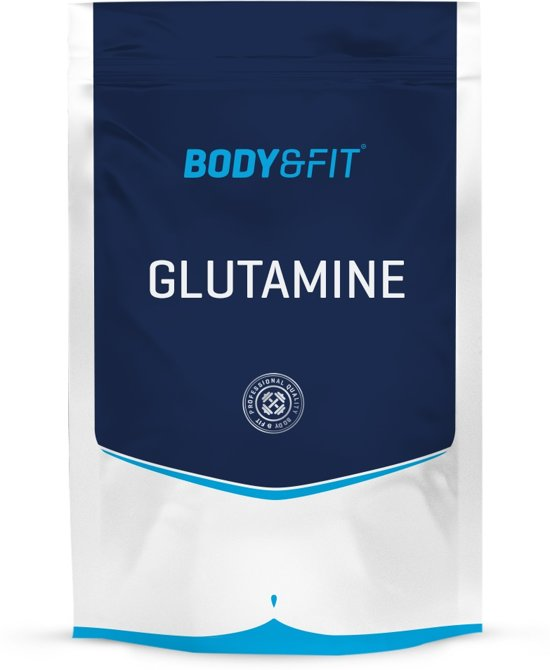 Body & Fit L-Glutamine - Aminozuur - 250 gram